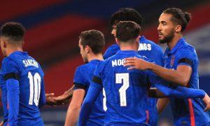 อังกฤษ เปิดฟอร์ม อัด ไอร์แลนด์ 3-0 เกมอุ่นเครื่อง
